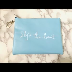 """NEW Fresh """"Sky is the Limit"""" Makeup Bag"""